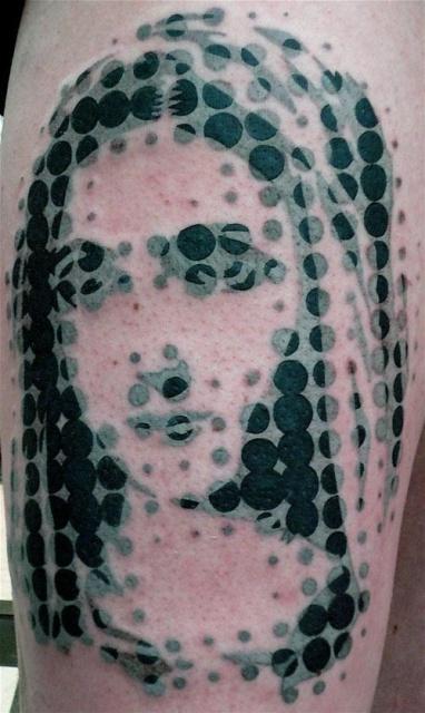 точечные татуировки (2)