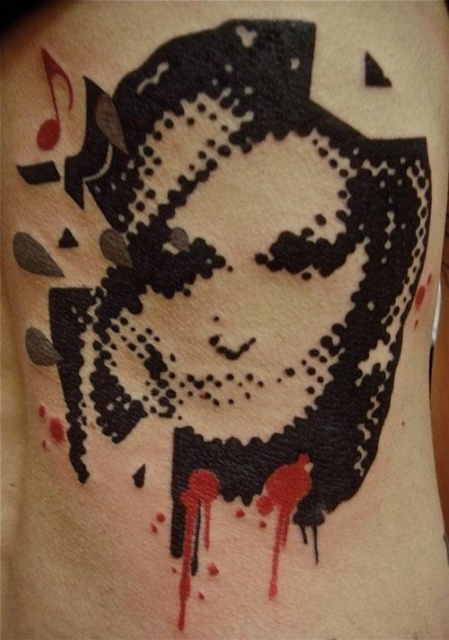точечные татуировки (1)