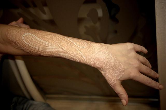 Белая татуировка (3)