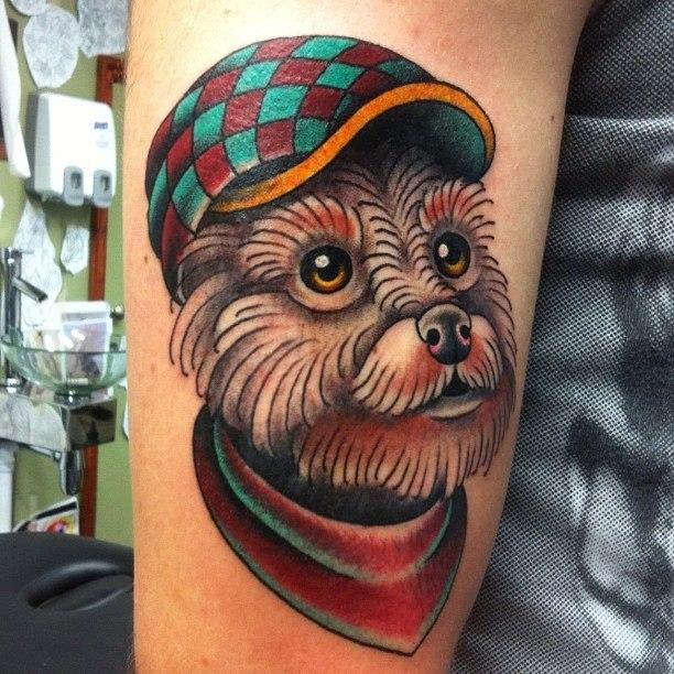 татуировки животные (7)