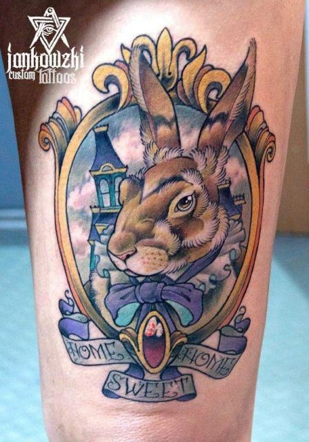 татуировки животные (4)