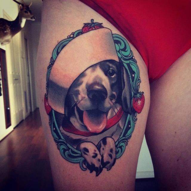 татуировки животные (1)