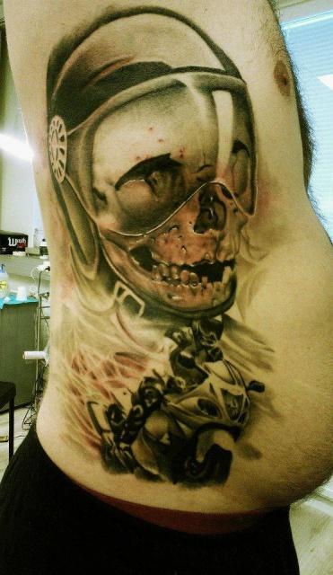 череп татуировки (10)