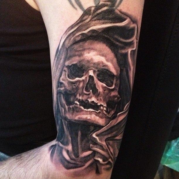 череп татуировки (7)