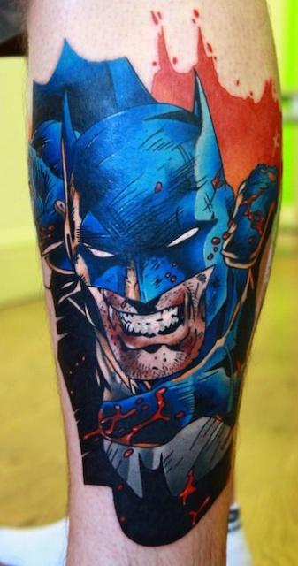 комиксы татуировки (5)