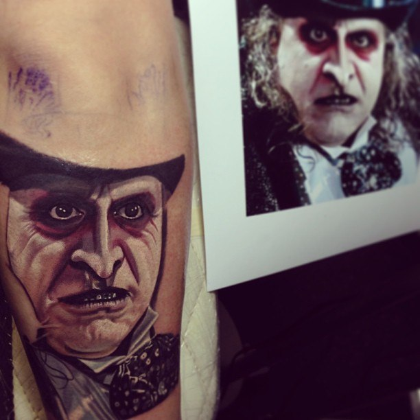 комиксы татуировки (4)