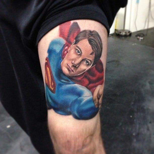 комиксы татуировки (2)
