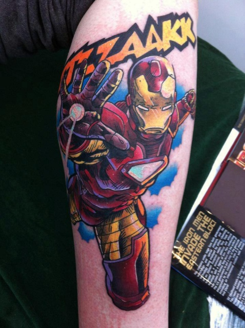 комиксы татуировки (1)
