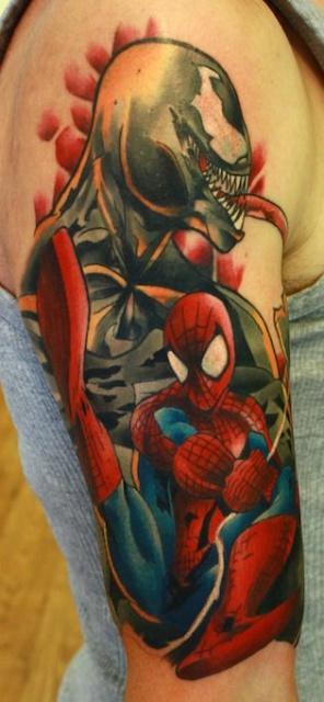 комиксы татуировки (12)