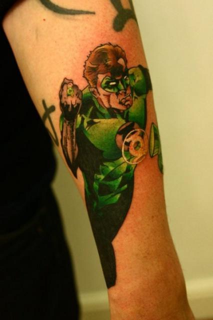 комиксы татуировки (9)