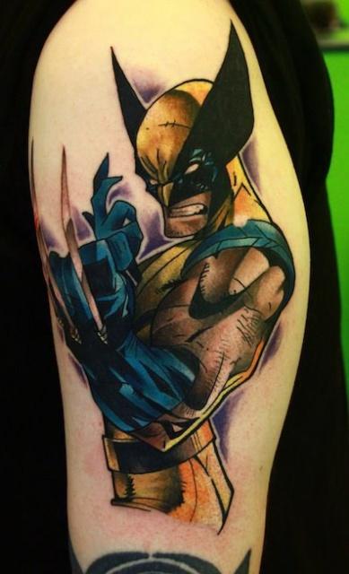 комиксы татуировки (8)