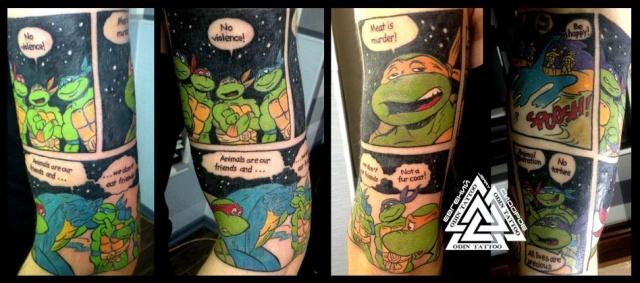комиксы татуировки (6)