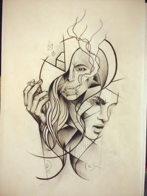 эскизы татуировки (5)
