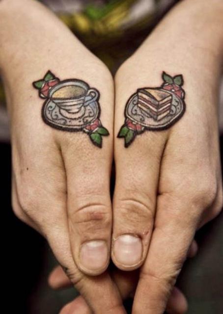 татуировки руки пальцы (13)