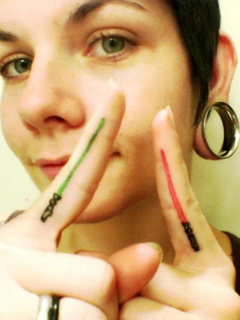 татуировки руки пальцы (11)