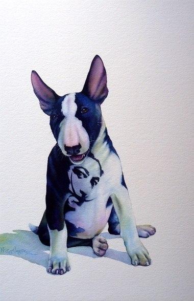 Татуировки собаки (3)