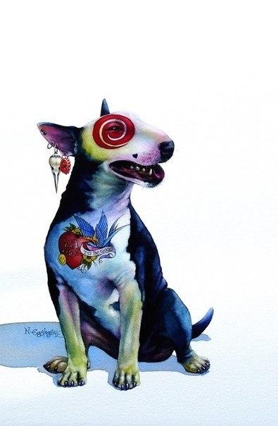 Татуировки собаки (5)