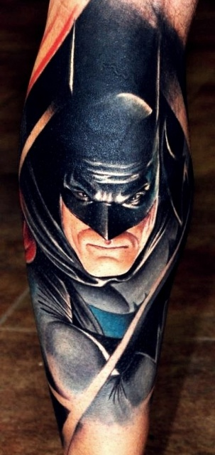 татуировки комиксы (6)