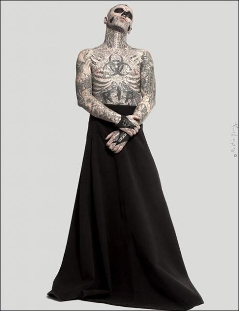 татуировки Зомби Бой (6)