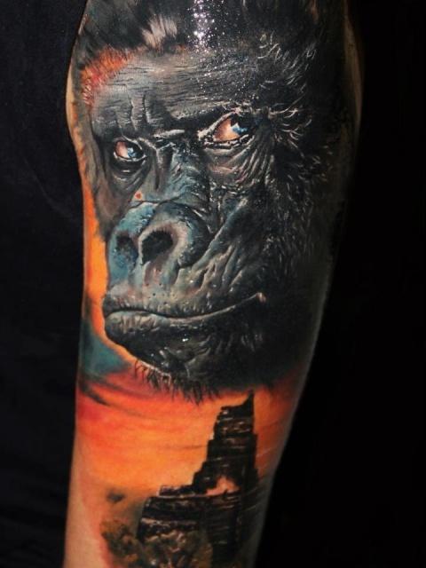 татуировки животные (9)