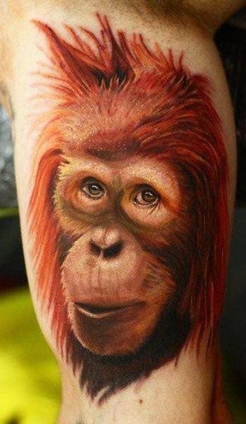 татуировки животные (3)