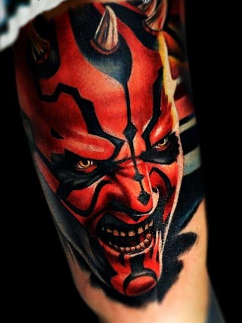татуировки звездные войны (7)