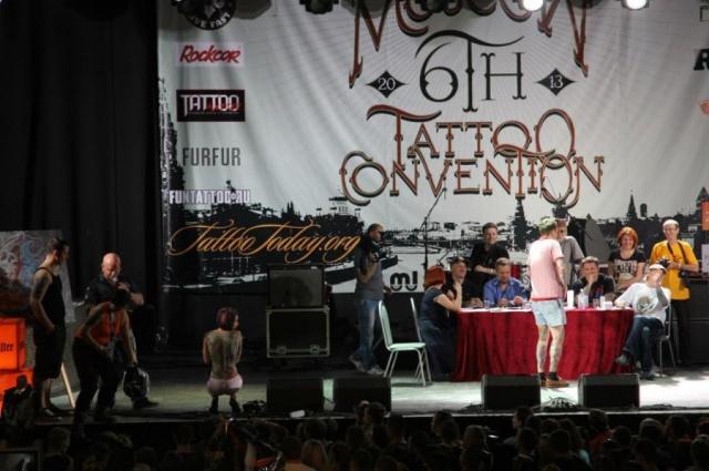 Vl Международная Московская Тату Конвенция 2013 (7)
