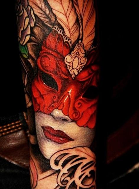 маски татуировки (11)