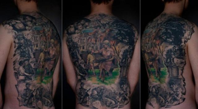 татуировки 9 мая праздник (7)