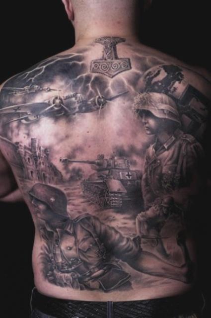 татуировки 9 мая праздник (5)