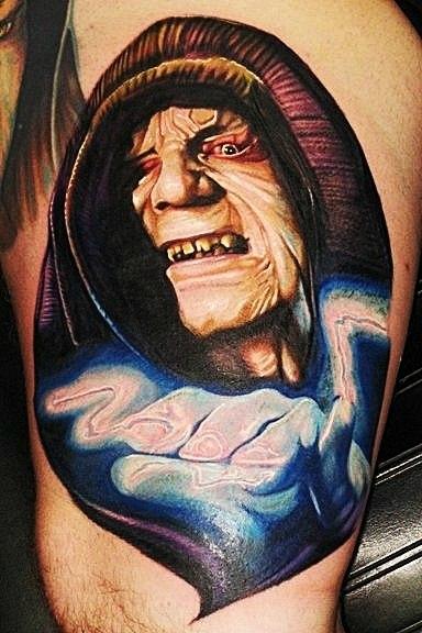 татуировки звездные войны (6)