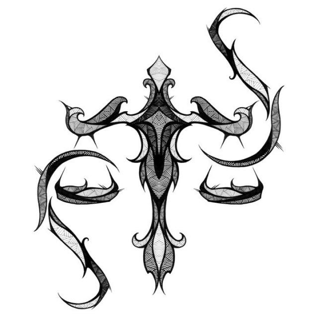 знаки зодиака эскизы (7)