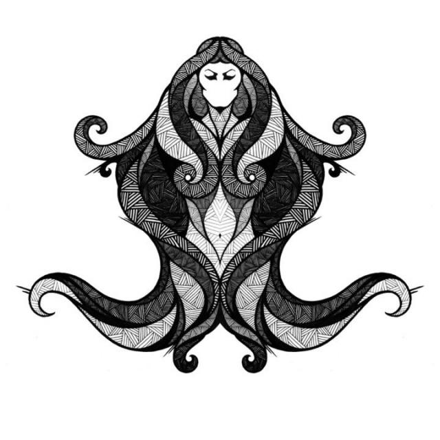знаки зодиака эскизы (1)