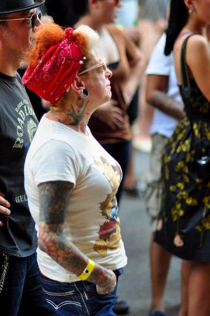 Бабушки в татуировках (5)