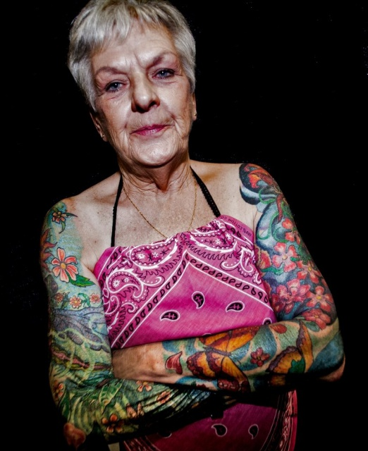 6 for Tattoos for older adults