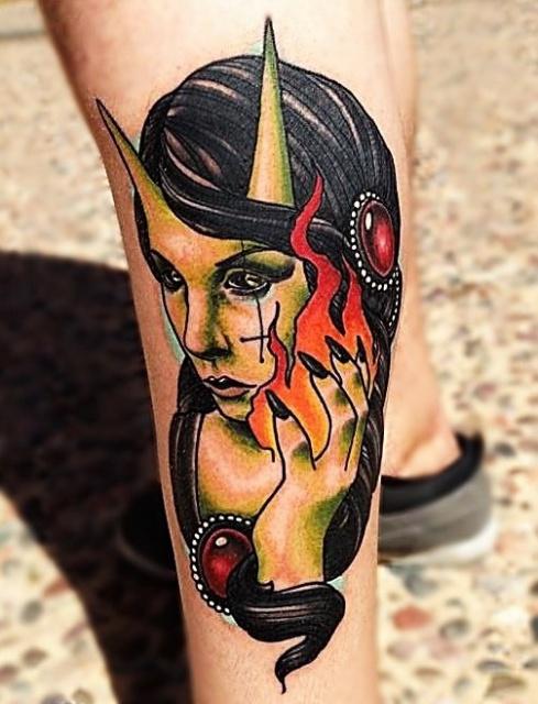 маски татуировки (10)