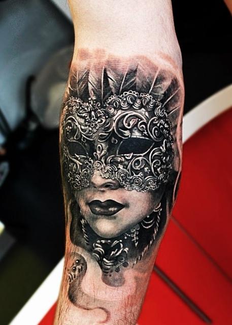 маски татуировки (9)