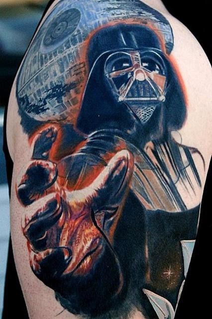 татуировки звездные войны (1)