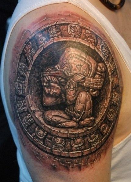 татуировки 3D (6)