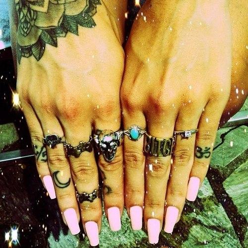 татуировки пальцы (3)