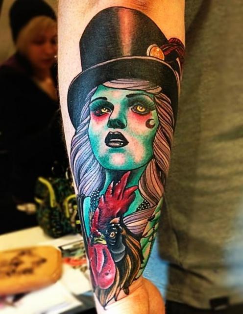 маски татуировки (5)
