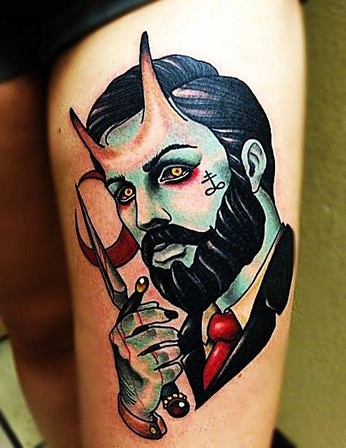 маски татуировки (3)
