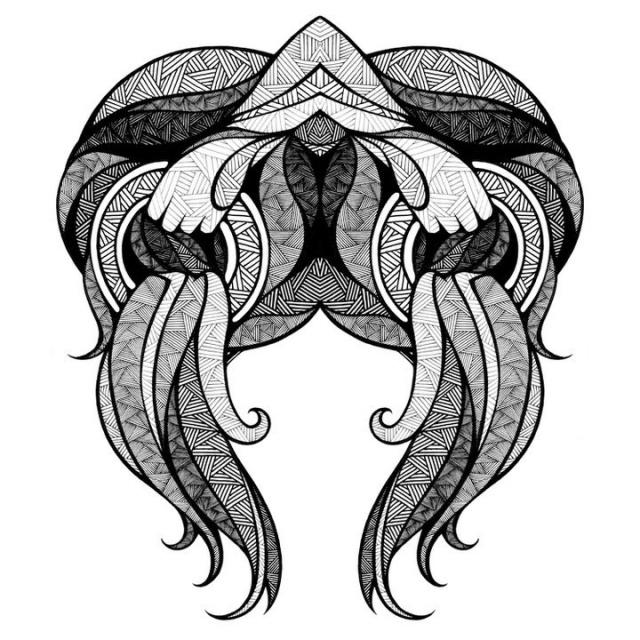знаки зодиака эскизы (5)