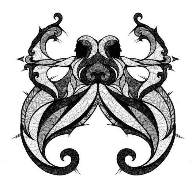 знаки зодиака эскизы (4)
