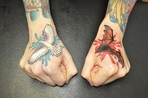руки татуировки (1)