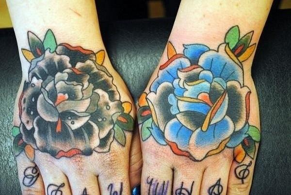 руки татуировки (7)