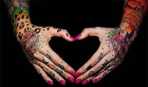 руки татуировки (3)
