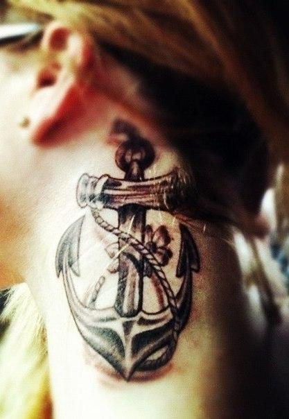 якорь татуировки (4)
