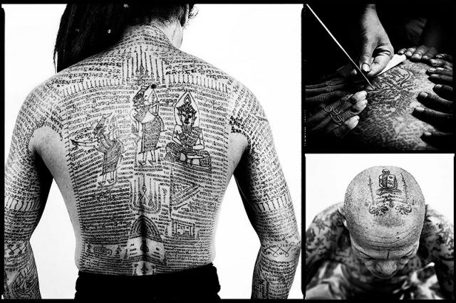 татуировки Таиланд (1)