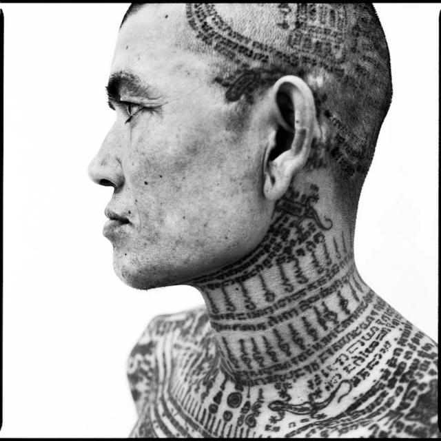татуировки Таиланд (2)